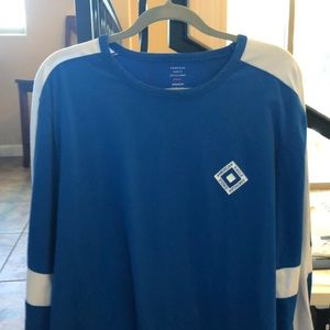 American Eagle Long Sleeve T-Shirt Active Series